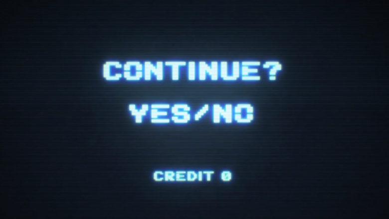 Continue Screen