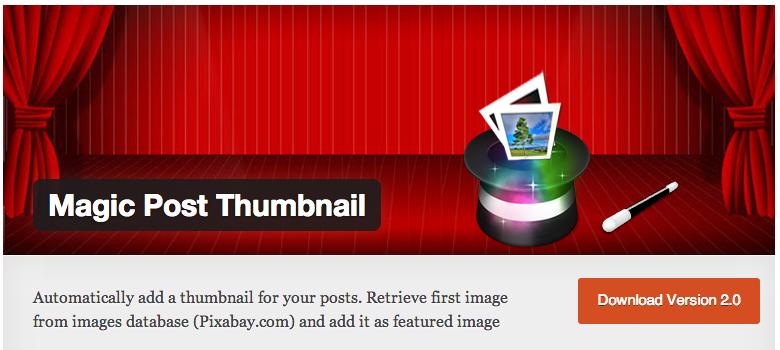 Magic Post Thumbnail