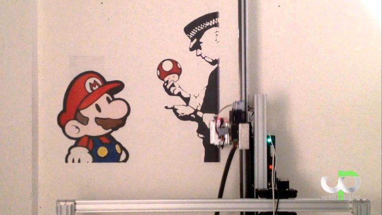 wallprinter